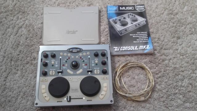 Hércules Dj Mk2