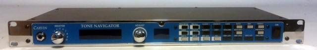 Preamplificador Carvin TN100 Tone Navigator (Made in USA)