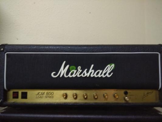 Vendo Cambio Marshall JCM 800 del 83 RESERVADO