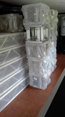 Block de aluminio deslizante para Truss de 30 x30