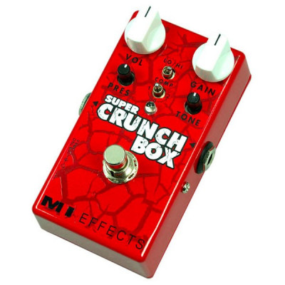 Pedal Boutique Mi Audio Super Crunch Box