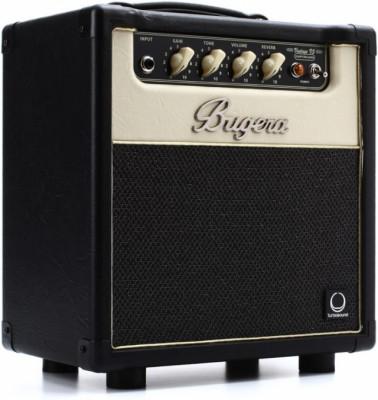 Amplificador de válvulas para guitarra eléctrica Bugera 5V
