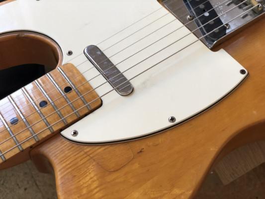 Fender Telecaster 1975 Natural