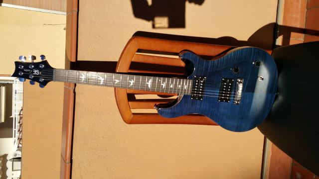 Guitarra eléctrica PRS SE Custom 22 WB