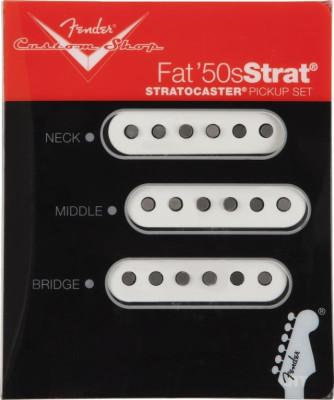 Fender Fat 50's pastillas para Stratocaster