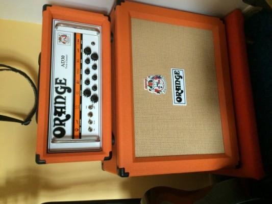 Oferta del mes: orange ad30 twin chanel i pantalla orange ppc212