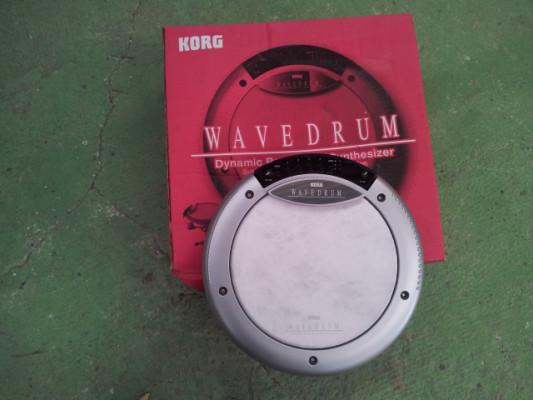 Wavedrum dinamic percusión Synthesizer