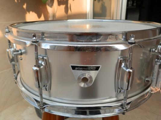 "Caja snare Ludwig Standard 1969 14""x5"" Vintage Drums"