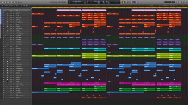 Clases producción musical (Ableton, FL, Logic...)