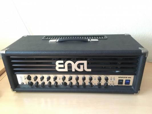 ENGL INVADER 100 + PEDALERA Z15
