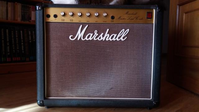 Marshall Master Lead Combo 5010 vintage PARA REPARAR