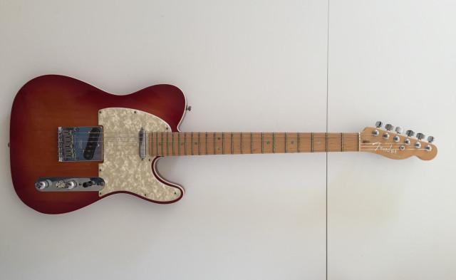 Fender Telecaster American Deluxe (USA) - 60 aniversario