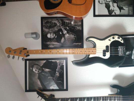 Bajo Fender precisión plus 1992