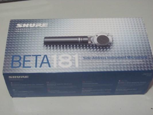 Shure Beta 181/C Nuevo