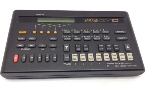 Vendo Yamaha QY-10