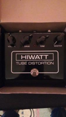 Hiwatt Tube distorsion