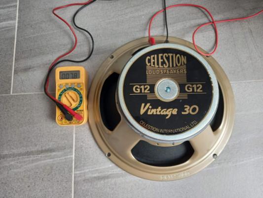 Celestion Vintage 30 - 8ohm