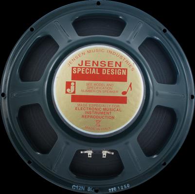 Jensen C12N-8 ohm.