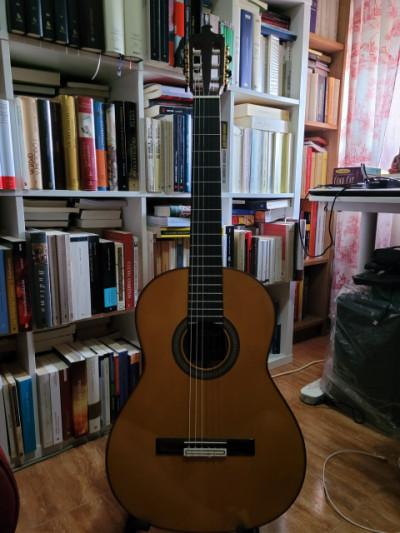 Guitarra flamenca Álvarez y Bernal Especial 10