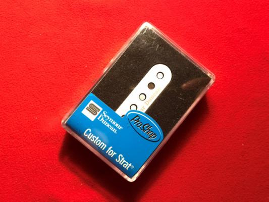 (Vendida) Pastilla Stratocaster Seymour Duncan SSL-6