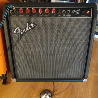 Fender Champ 12 made in USA