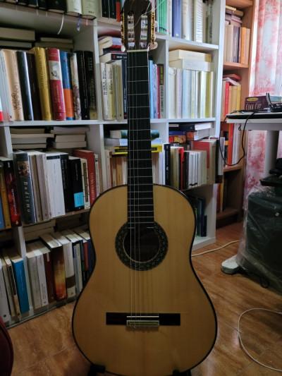 Guitarra flamenca Rafa de Valeriano CA1