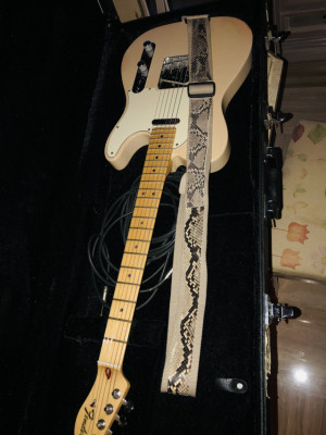 Fender telecaster u.s.a  Highway one series 2007