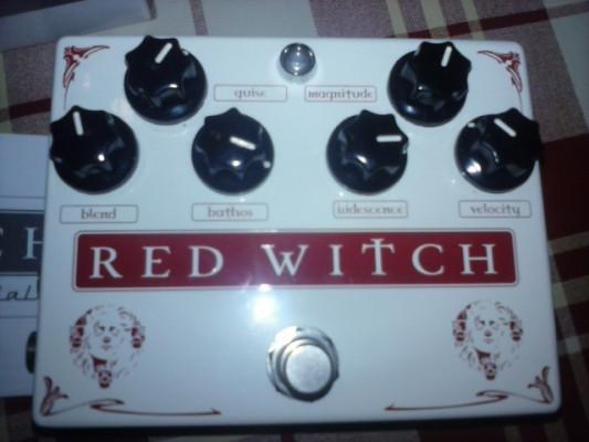 redwitch medusa pedal