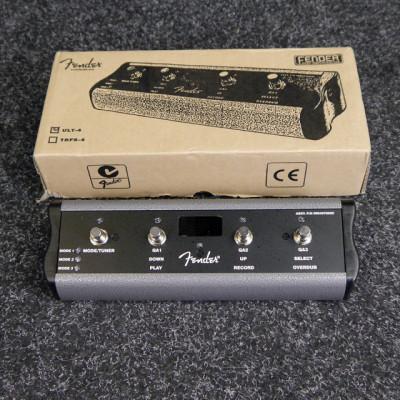 Vendo/cambio  Footswitch Fender ULT-4 de 4 botones para amplis Mustang III y G-DEC