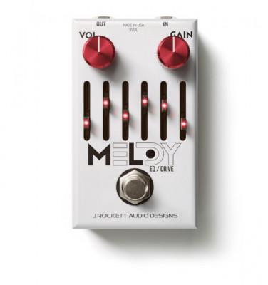 J. Rockett Audio Melody Overdrive- A estrenar