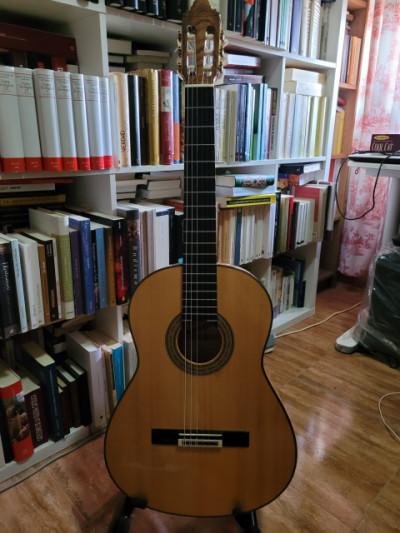 Guitarra flamenca Valeriano Bernal Al Alba