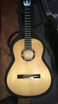 Guitarra Flamenca Artesanal