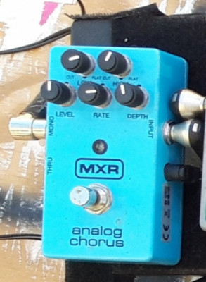 MXR Analog Chorus. Reservado
