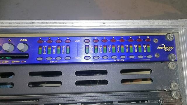 Procesador XTA DP448