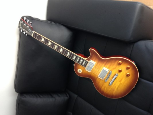 CAMBIO Gibson les paul standard 2008