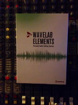Wavelab Element