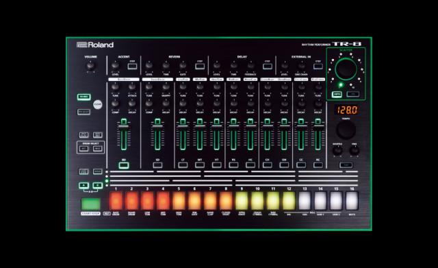 Vendo Caja de ritmos Roland TR 8