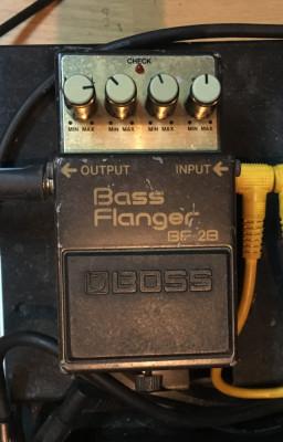 Boss Bass Flanger BF-2B