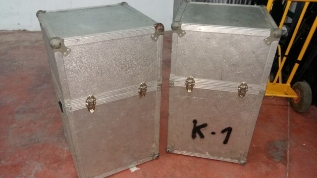 rak flycases baules