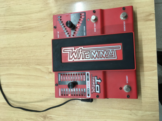 Pedal Whammy DT