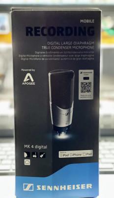 Micrófono Senheisser Mk4 Digital