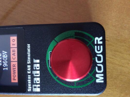 Mooer Radar CAB amplificador IR
