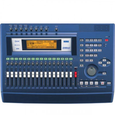 Mesa de grabación a Cd Korg Mk II
