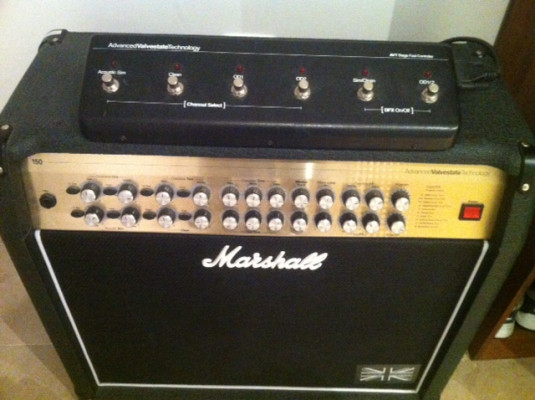 Amplificador MARSHALL VALVESTATE AVT 150W