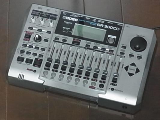 estudio de grabación br-900-cd