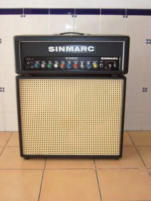 "SINMARC R-3400 + CAJA 2X12"""