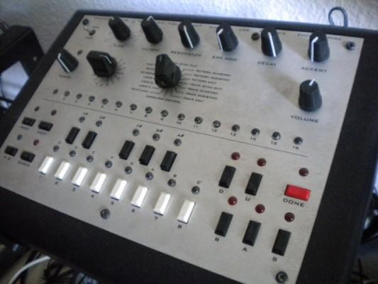 Vendo XoXbox :: Clón Tb303