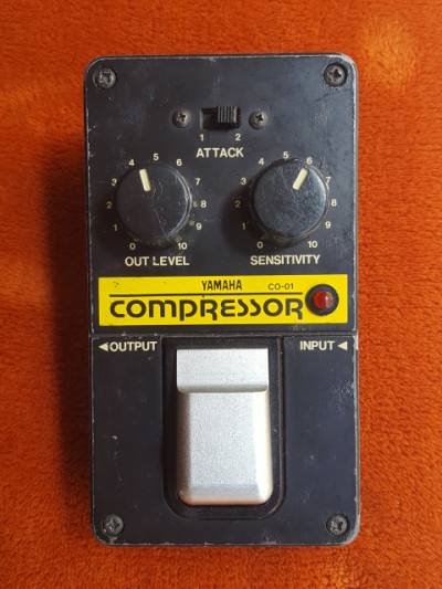 Compresor Yamaha CO-01