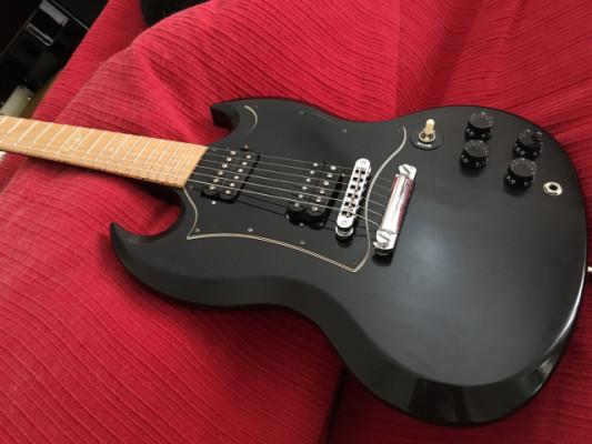 Gibson SG Raw Power 2009 cuerpo de 2 piezas