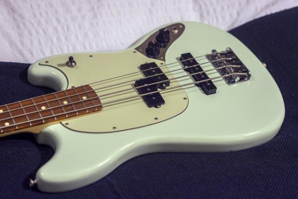 Fender Mustang Bass (VENDIDO)